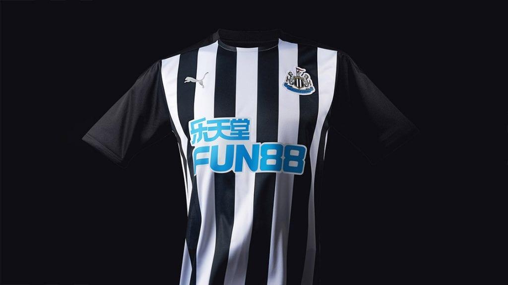 2020/21 Newcastle United Home Shirt