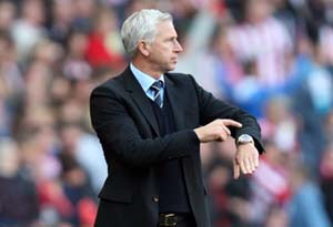 Alan Pardew - Manager Of The Month?