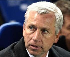 Alan Pardew Southampton Interview