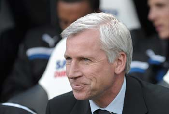 'The Name Is Pardew...'