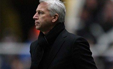 alan pardew press conference