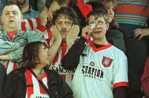 sunderland fans