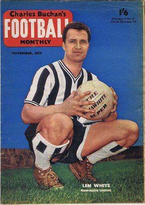 GEN00136_Len_White_Newcastle_United_NUFC