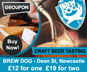 Groupon_Brew_Dog_Newcastle_The_Mag