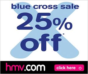 HMV_Blue Cross_Sale