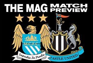 Newcastle starting 11 against Man City