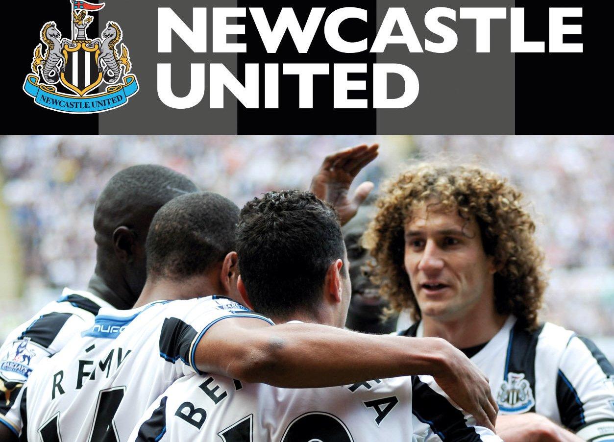 Newcastle United: Newcastle United Calendar Boys