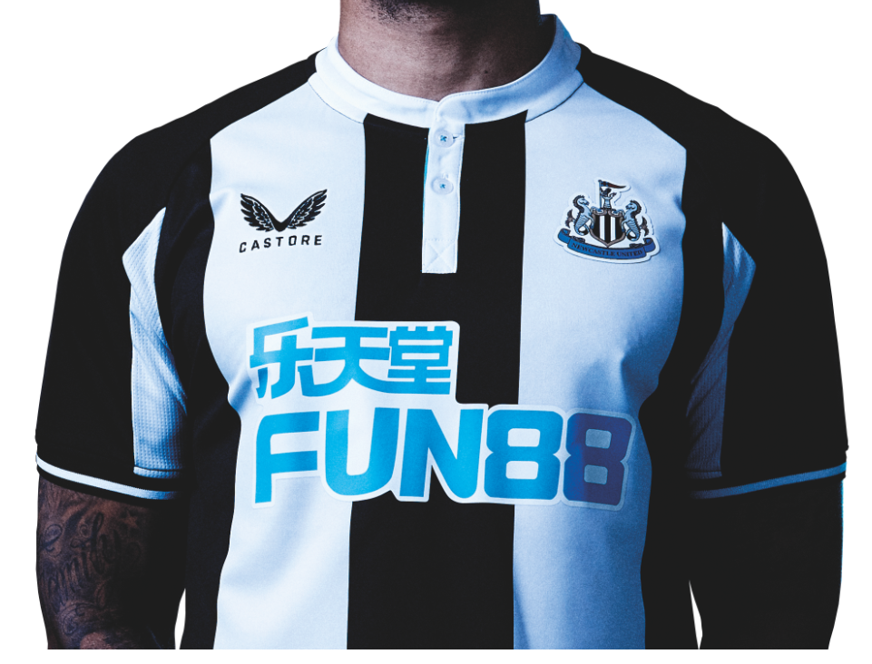 Home Shirt Newcastle United 2021/22 Season