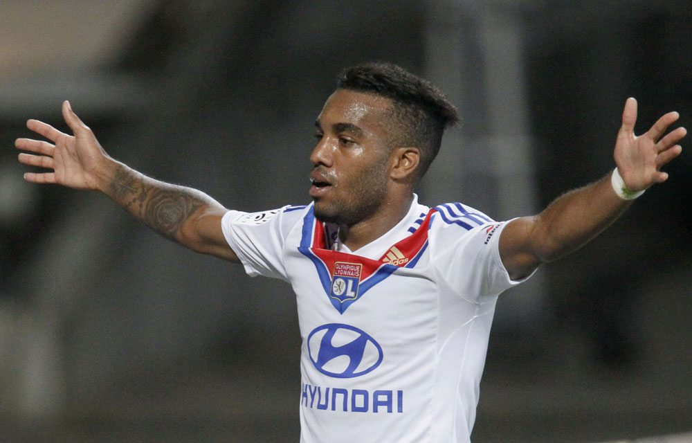 Newcastle Knocked Back With Latest Alexandre Lacazette Bid - Lyon.