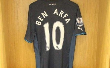 Newcastle_United_Foundation_Auction_2014_hatem_ben_arfa_FT-600 (2)