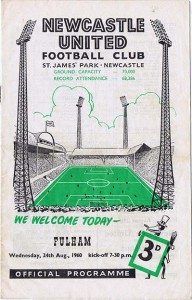 Newcastle_United_Fulham_1960_The_Mag_Auctions