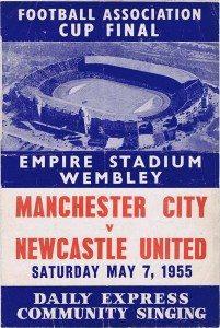 Newcastle_United_Manchester_City_FA_Cup_1955