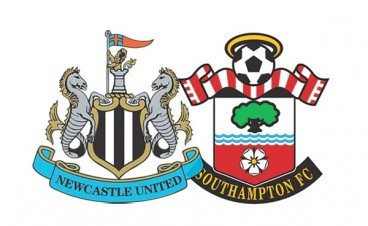 newcastle team v southampton