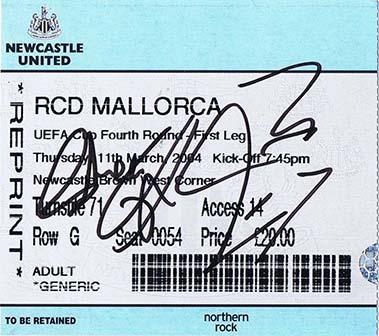 Samuel_Eto'o_Signed_Newcastle_United_Ticket