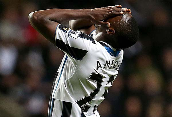 Pardew's 'Back To Basics' = Lump It Forward Even More To Shola