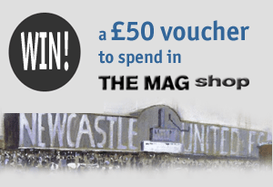 The Mag Shop £50 Voucher Competition NUFC_ft