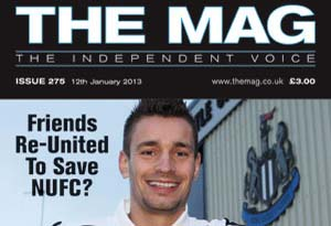 The_Mag_Issue_275_Jan_2013_Newcastle_United_Magazine_feat