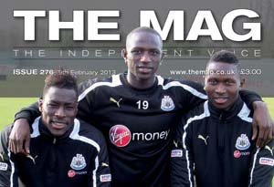The_Mag_Issue_276_Feb_2013_Newcastle_United_Magazine_feat