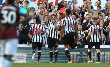 newcastle v west ham player ratings