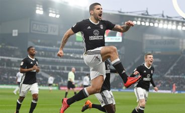 """Bit controversial..""""Benitez thinks that Mitrovic is a Championship striker and is being proved exactly right"""""""