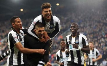 Newcastle United won't get better than Aleksandar Mitrovic and Dwight Gayle and time to…