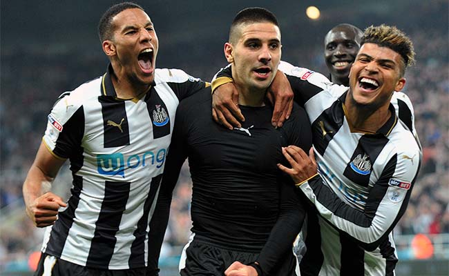 Image result for Newcastle United team 2017