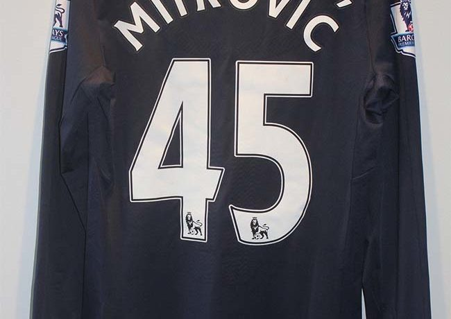 newcastle match worn kit