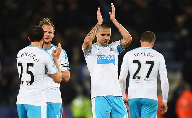newcastle v leicester player ratings