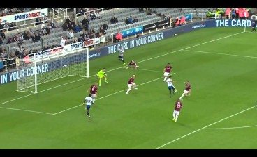 All the goals from Newcastle v Northampton in HD Video – Watch them here