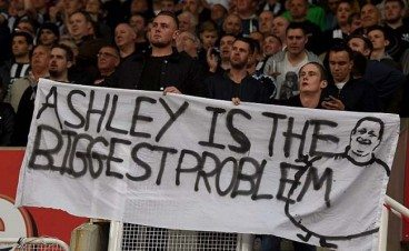 Newcastle fans v Mike Ashley – False Logic""