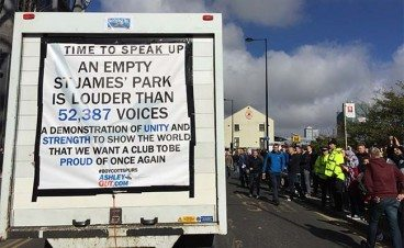 It is time for Newcastle United fans to boycott a match