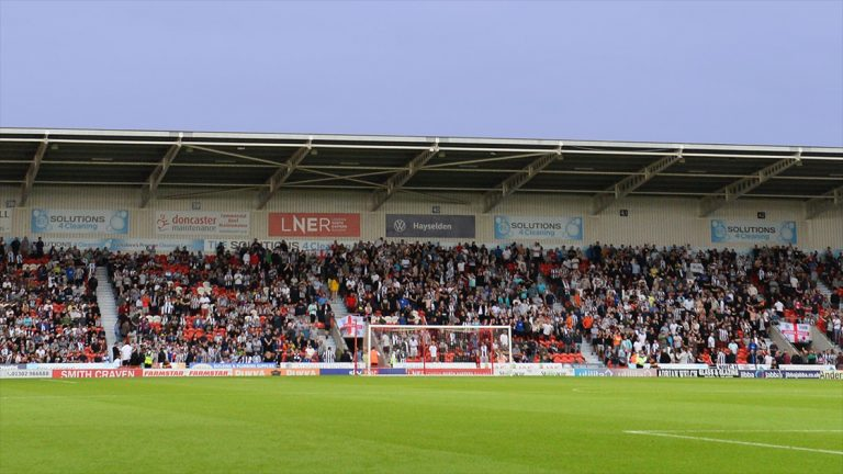 3,145 Newcastle United reasons to celebrate at Doncaster on Friday night