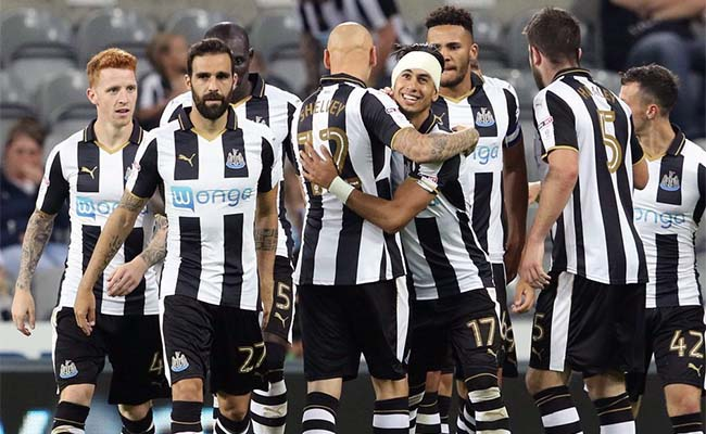 newcastle united squad