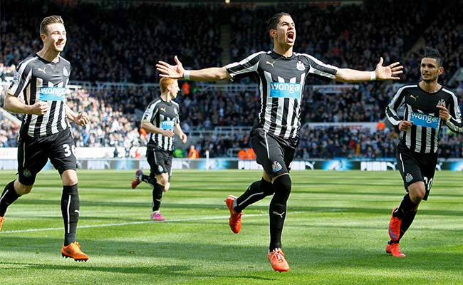 newcastle united results