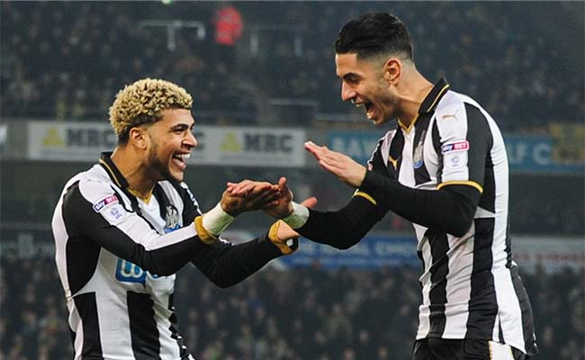 newcastle v norwich player ratings