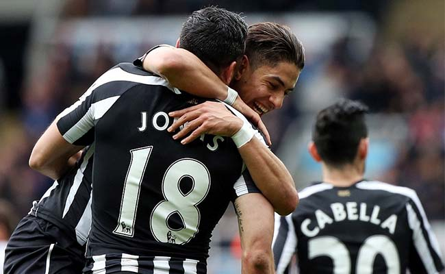 newcastle v swansea player ratings