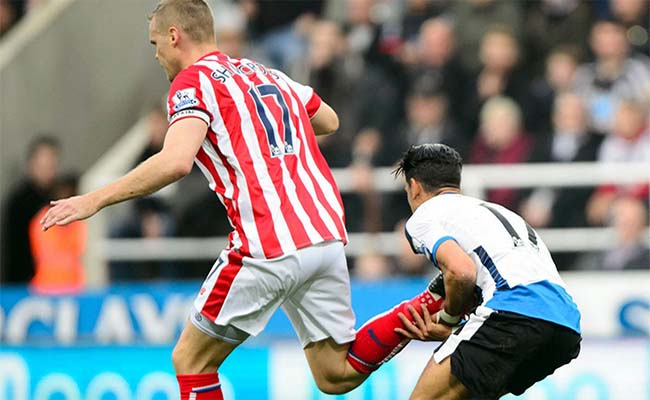 Stoke set to open contract talks with Ryan Shawcross amid Newcastle interest