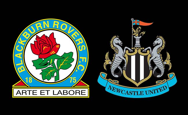 Confirmed Newcastle team v Blackburn - Roberts, Ritchie, Fernandez, Schar all start