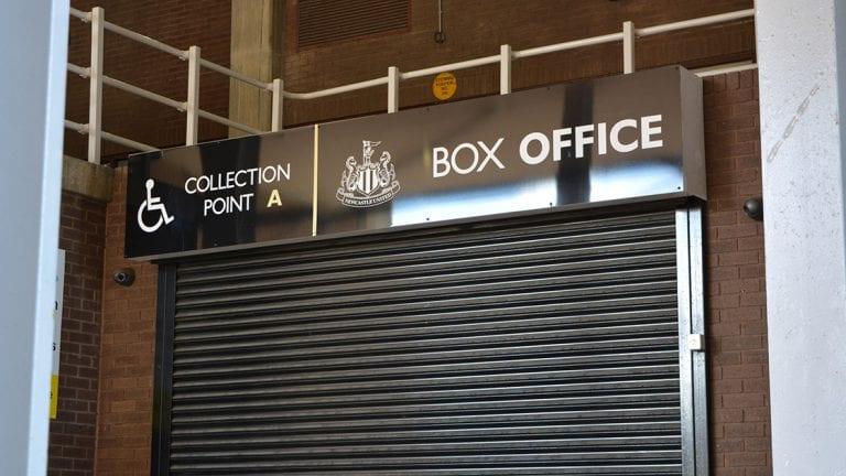 Box Office St James' Park