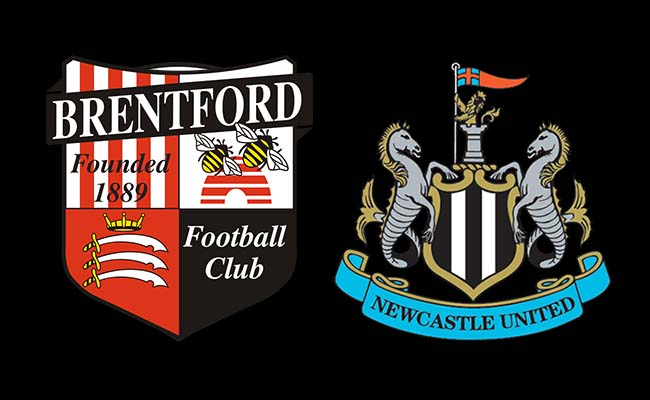 newcastle v brentford player ratings