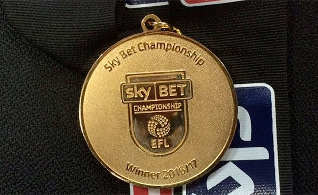 newcastle united championship winning medals