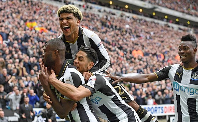 newcastle players