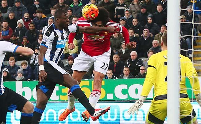 newcastle united 3 manchester united 3