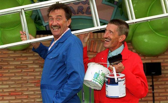 Time Is Up For Newcastle United S Chuckle Brothers Nufc