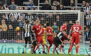 newcastle 2 bristol city 2
