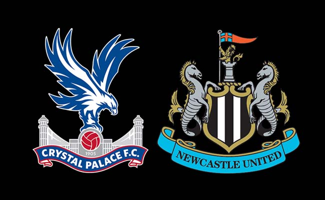 Image result for Newcastle United vs Crystal Palace pic logo