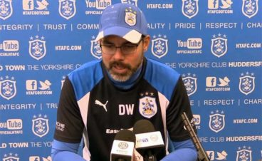 """David Wagner Newcastle press conference """"We?ve lost three midfielders in a week, not what we wanted"""""""