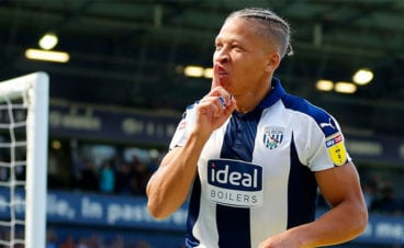 West Brom Official Statement confirms Dwight Gayle has been charged by the FA