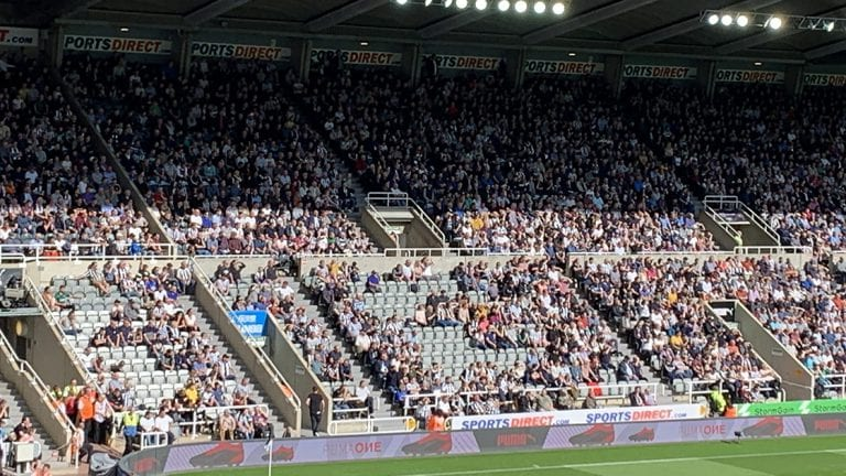 The quiet revolution now getting ever louder at St James Park