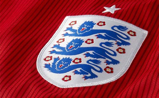 Inglaterra presentó sus camisetas Nike para Rusia 2018